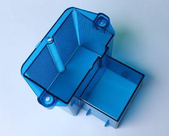 주문 플라스틱 블루 박스 200x300mm를 주조하는 골라내십시오/다 색깔