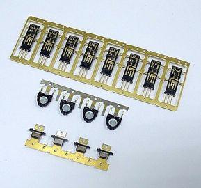금속을 가진 플라스틱은 연결관의 주입 형 부속 오버 몰드를 삽입합니다